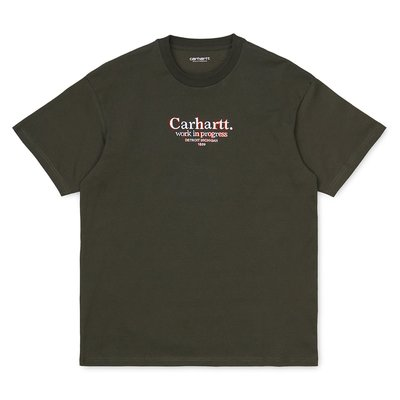 【W_plus】CARHARTT 20AW - S/S Commission T-shirt