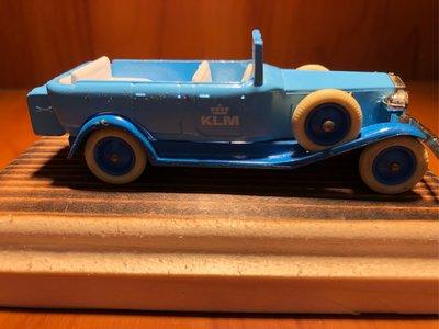 英國 絕版 老 鐵皮車