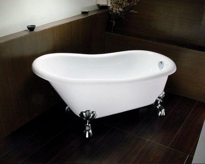 秋雲雅居~A1系列(130x73x59cm)獨立浴缸/古典浴缸/泡澡浴缸/壓克力浴缸 台灣生產製造 共六款尺寸!!