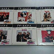 菁晶VCD~ 歐美影集 六人行 第二季 Friends Season 2 (12VCD) -二手正版VCD(託售)