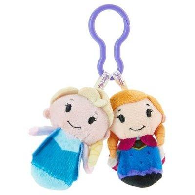 預購 美國 Hallmark Disney Frozen Elsa and Anna 公主 包包掛飾 鑰匙圈 娃娃 吊飾