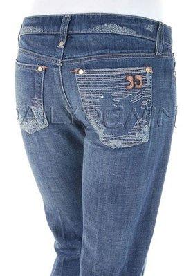 100% 正品 美國 Joe's Jeans Premium 'Relaxed Fit' 手工刷洗牛仔褲 Sz 26現貨