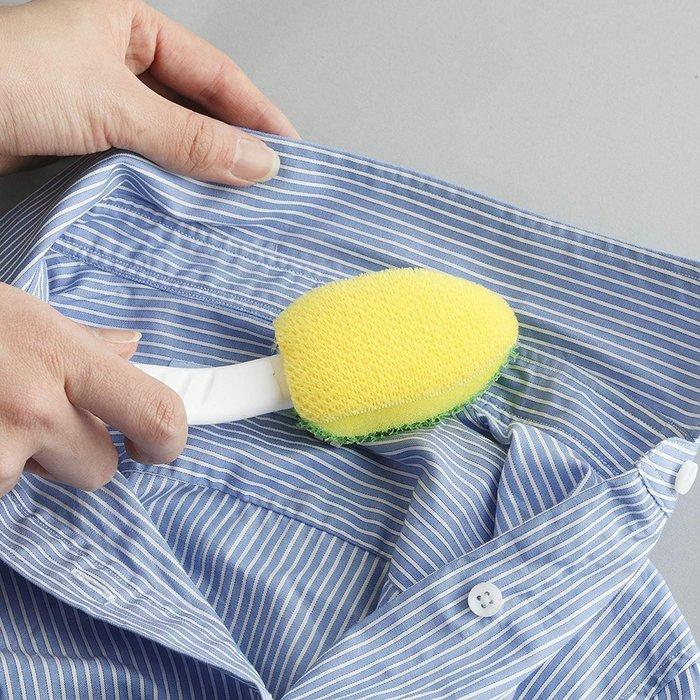 [霜兔小舖]日本代購 Aisen 領子 袖口 洗衣清潔刷