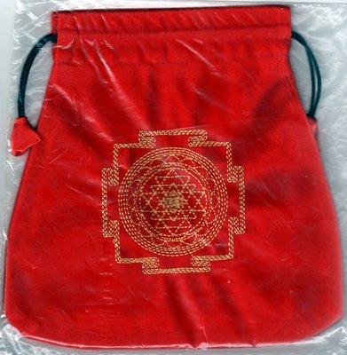 【牌的世界】聖甲蟲原裝進口保護塔羅牌雙層絲絨布袋 ProtectionBT09