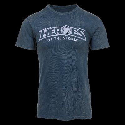【丹】暴雪商城_Heroes of the Storm Mineral Wash Shirt 暴雪英霸 T恤