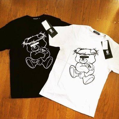 ☆AirRoom☆【現貨】2016SS UNDERCOVER Bear with thorn TEE 伊勢丹 限定