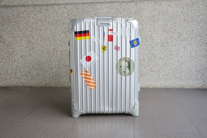 【台中青蘋果】RIMOWA 二輪行李箱 92952013 #40607