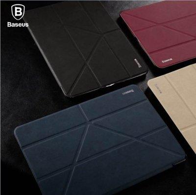 妮妮通訊~♥ Baseus 倍思 簡約Y型三折皮套 休眠皮套 保護套 APPLE iPad PRO 12.9吋 台中市