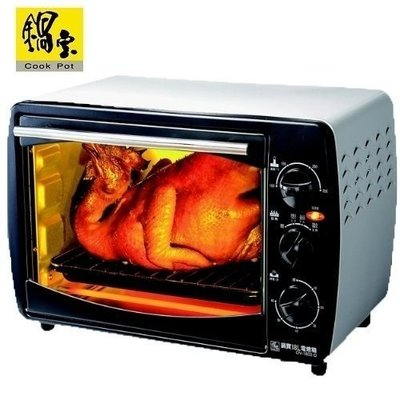 【EASY】鍋寶 18L多功能電烤箱 OV-1802