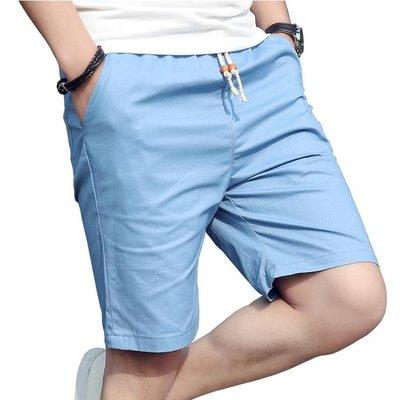 短褲 夏季短褲男五分中褲夏天寬鬆休閒七分時尚潮流韓版個性大碼大褲衩