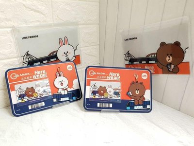 《現貨》熊大+兔兔 一組二張 一卡通 輕軌限量紀念 非悠遊卡 非icash非乖乖 月光寶盒 PS4 金蘭 科學麵 茄芷袋