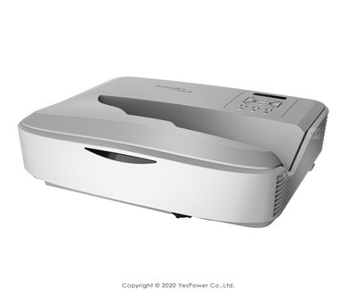 *來電享優惠價*ZH500UST Optoma 5000流明 新世代雷射超短焦投影機 1080p