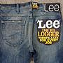 西方不敗全新歐洲版Lee 101L Logger 錐形牛...