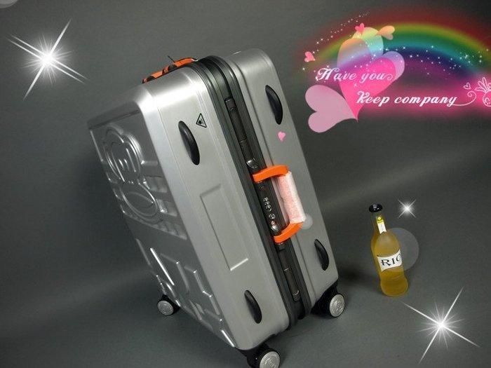 原單2016新款純PC鋁框拉桿箱(送化妝盒)  機會難得