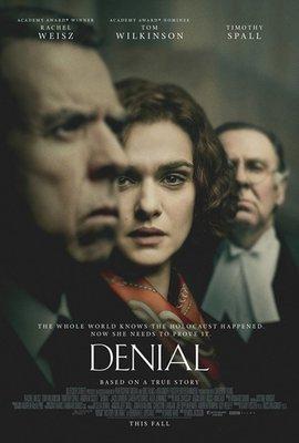 【藍光電影】否認/否定 Denial (2016) 最新二戰律政題材,高評分佳作 102-038