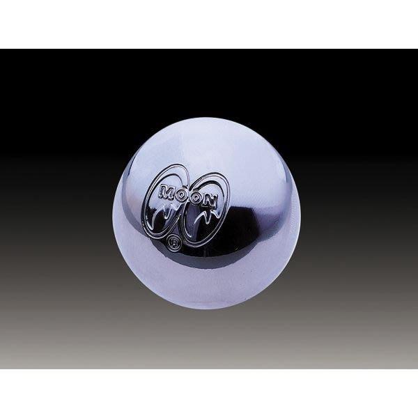 (I LOVE樂多)MOONEYES 50s圓球式鍍鉻經典排檔頭