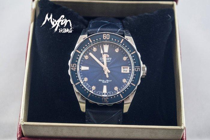 日本進口 ORIENT 東方 年輕時尚錶款,WJFAC0A004D,免運費!