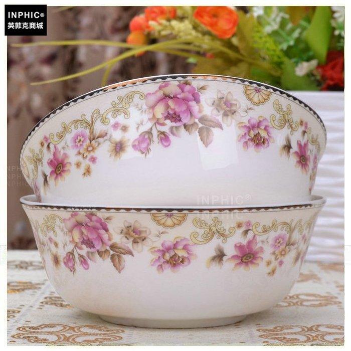 INPHIC-骨瓷 餐具單品 麵碗歡顏_S01861C
