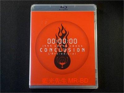 [藍光BD] - 彩虹樂團 1999 巡迴演唱會 L'Arc-en-ciel 1999 Grand Cross Conclusion BD-50G