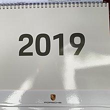 Porsche 保時捷2019 座枱月曆
