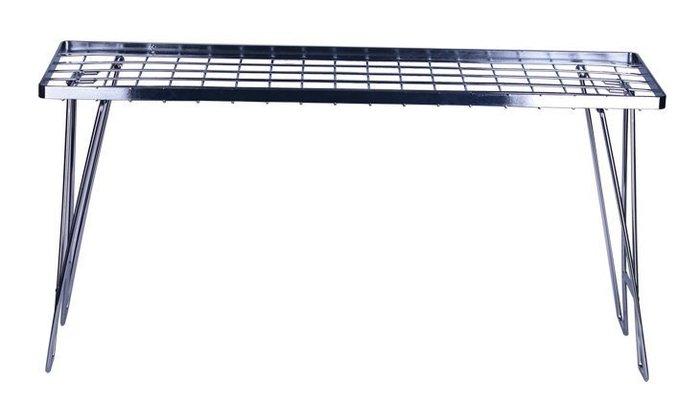 [新竹金樹戶外]野樂大號折疊置物架 ARC-109-1L