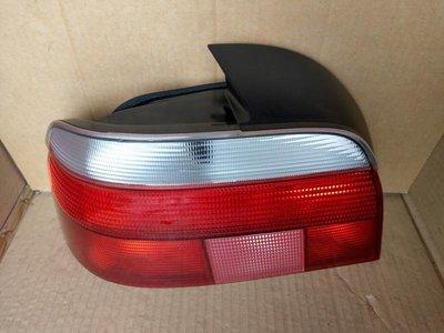 TSY 原廠 BMW E39 紅白 後燈 尾燈 一對左右共2顆 正廠 新品