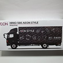 全新 TINY 微影 HINO 500 AEON STYLE 限定貨車