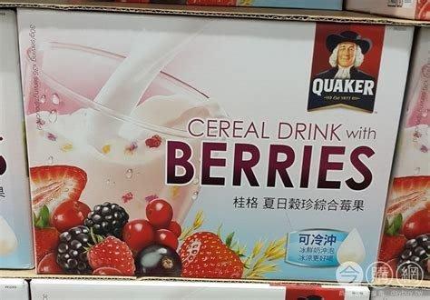 桂格 夏日穀珍綜合莓果30G * 36包