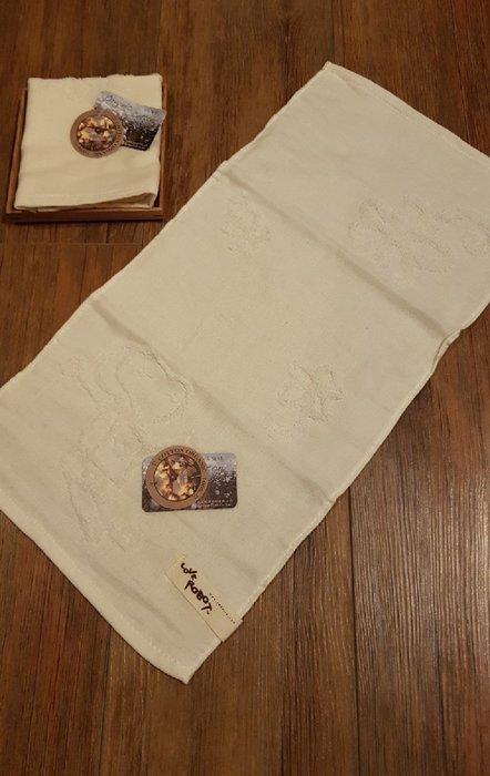 ☆°萊亞生活館 ° 20012 ROBOT有機棉紗布童巾 小毛巾   100%有機棉 台灣製造