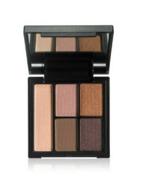 【愛來客】美國elf彩妝 CLAY EYESHADOW PALETTE 裸色 眼影調色盤 #81922