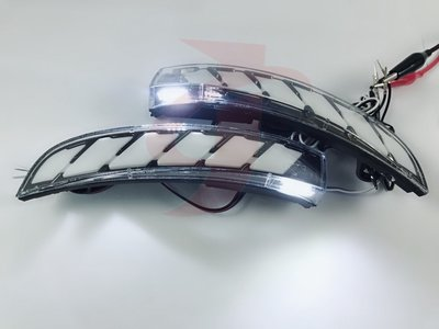 🚗金強車業🚗 FORD KUGA ESCAPE ECOSPORT 流水燈 方向燈 小燈 定位燈 啟動堆疊 序列式