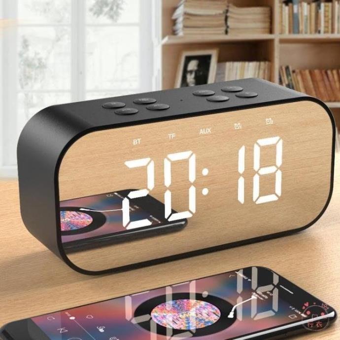 藍芽喇叭藍芽喇叭迷你家用鬧鐘無線電腦重低音炮音響XW海淘吧/海淘吧/最低價DFS0564