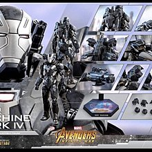 可取貨 黑卡折扣訂單 尾數 1430 Hottoys 1/6 War Machine Mark 4 IV Diecast MMS499 D26