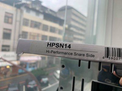 "[反拍樂器]AQUARIAN Hi-Performance Snare Side HPSN 14"" 鼓皮 免運費"