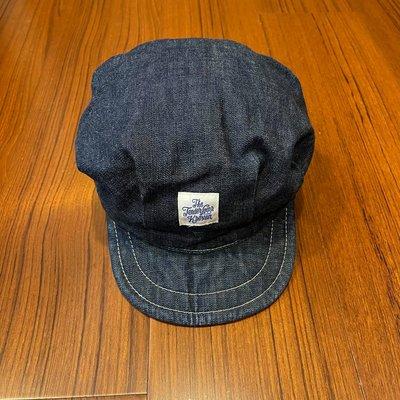 ZEKE 絕跡美品 TENDERLOIN T-OCTAGON DENIM CAP 軟帽沿 牛仔 帽 報童帽 工作帽