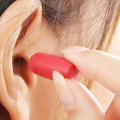 ☜shop go☞ 耳罩 防噪音 睡覺 隔音 降噪 抗噪 打呼 泡棉 回彈 睡眠 可水洗 泡棉 耳塞 袋裝 【Q240】