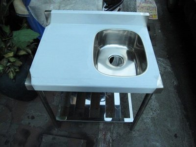 大高雄最便宜~全家福二手貨~全新 72公分水槽平台~洗手台1900元就讓您帶回家