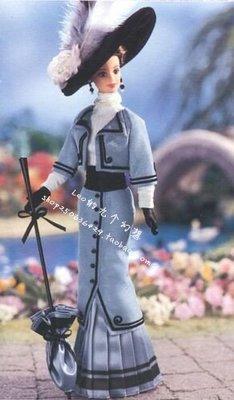 Barbie Promenade In The Park 公園漫步 珍藏版芭比娃娃