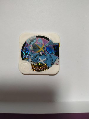 神奇寶貝pokemon tretta 卡匣 特別01彈-超級巨金怪