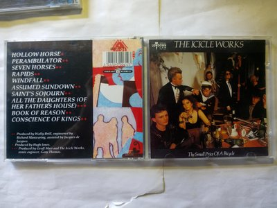 Beggars Banquet唱片的搖滾之聲The Icicle Works 1985年第2張專輯Small Price