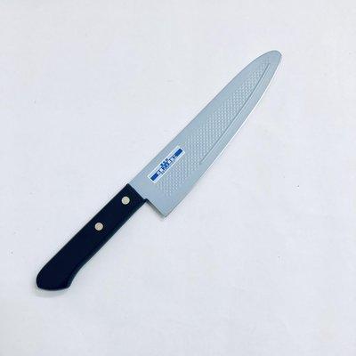 日本製 不沾處理肋線布紋抗菌菜刀30cm 切刀 料理刀 蔬菜刀 刀具 原裝進口 廚房用品