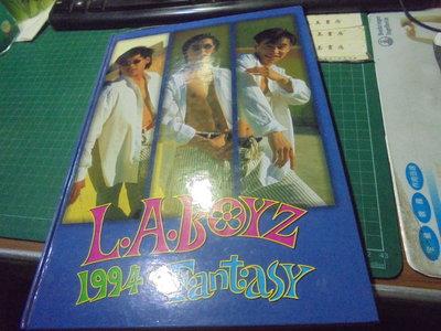 L.A.BOYZ 1994 Fantasy.寫真集黃立成 黃立行 伅小玻一