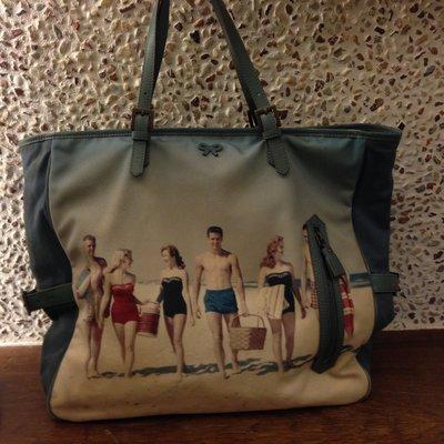 Anya Hindmarch沙灘手提袋