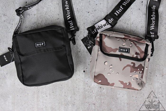 【HYDRA】HUF Tompkins Shoulder Bag 腰包 小包 迷彩【AC00233】