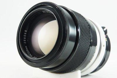 **日光銀鹽** Nikon Non-AI Nikkor-Q 135mm F2.8 #065