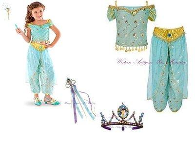 妍媽咪兒童禮服出租~迪士尼茱莉公主豪華組合造型服~萬聖節走秀派對遊行