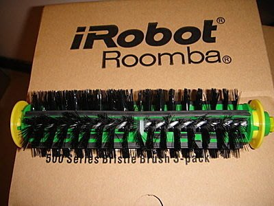 iRobot Roomba 500系列副廠毛刷橡膠各一支(可超商取貨付款)
