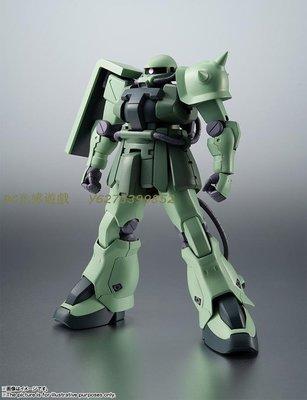 DC光感遊戲 萬代 ROBOT魂 扎古 F2型 綠扎 高達0083 MS-06F-2 ANIME 預定