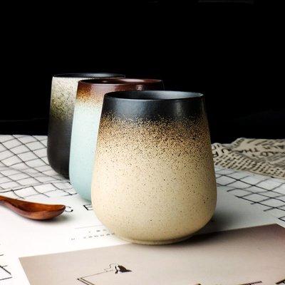 馬克杯陶瓷杯子水杯帶蓋勺創意咖啡杯簡約...