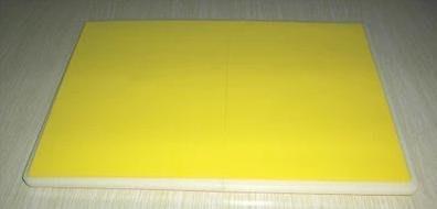 【黃綠帶可複用拳道擊破板-塑膠+EVA-31*23*1cm-1套/組】黃綠帶踢 黃綠帶跆拳道訓練膠板-56045
